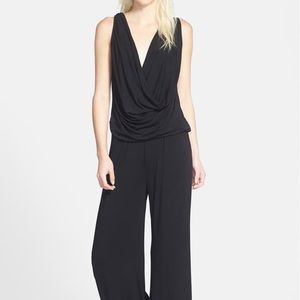Young Fabulous and Broke black jumpsuit